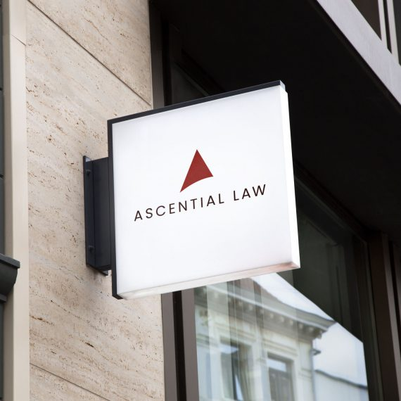 Ascential Signage