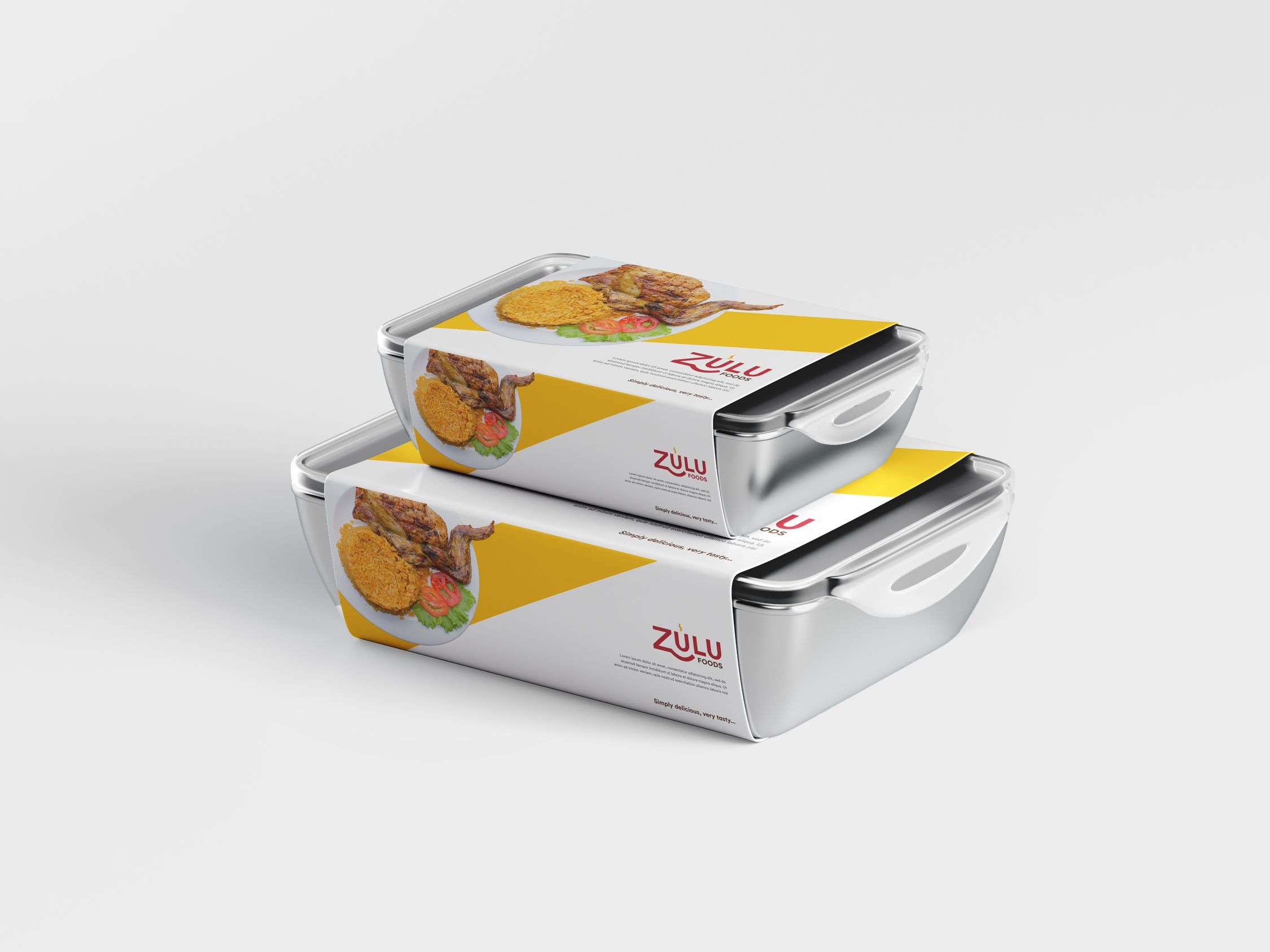 Zulu Food Pack
